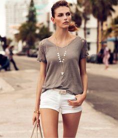 Outfits that do Brunch... dress adorable all summer long, including brunch.