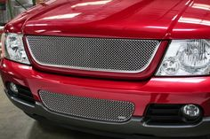 Grillcraft FOR1105SW Ford Explorer SW Grille Upper Insert 1PC Only #Grillcraft #ChromeTrim