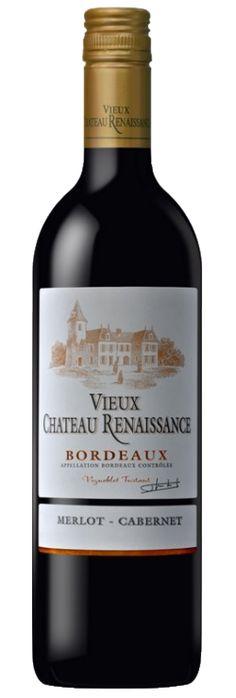 Horeau-Beylot & Cie  - Vieux Château Renaissance Bordeaux - Code SAQ:50526