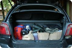 "Rural Winter Vehicle Emergency Kit Checklist - gonna need this, if we're living in the middle of ""nowhere."