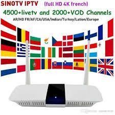 IpTvBox Amlogic S905X tv box iptv box indian channels Metal Case