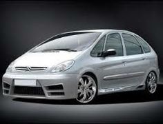 citroen xsara picasso - our latest car. very economical, roomy and comfy. a good workhorse.