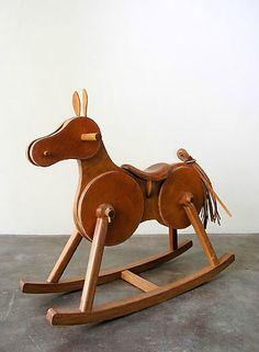 Rocking horse - petitandsmall.com
