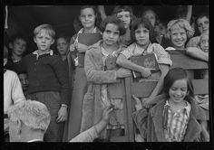 School youngsters, Red House, West Virginia. 1935 Oct. Library of Congress.