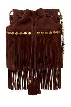 Nirvana Drawstring Bucket Bag by Lucky Brand on @nordstrom_rack