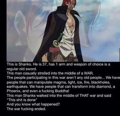 how powerful IS this guy?--> REALLY REALLY powerful also Go Shanks!!!!