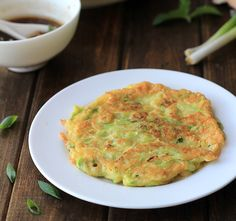 Zucchini Pancakes Chinese Style – China Sichuan Food