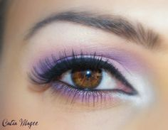 20 Gorgeous Makeup Ideas for Brown Eyes | Style Motivation