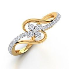 Non-traditional Engagement Rings: What the Pearl Symbolizes Diamond Earrings Indian, Pearl And Diamond Ring, Round Diamond Engagement Rings, Gold Rings Jewelry, Pendant Jewelry, Jewellery, Traditional Engagement Rings, Gold Ring Designs, Small Rings
