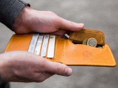 Maxi-Gul Leather Wallet by KANCHA | Wallets | AHAlife.com