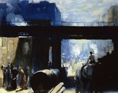 George Bellows - Noon
