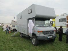 Camper Caravan, Truck Camper, Mercedes Camper, Mercedes Benz, Outback Campers, Adventure Campers, Camper Van Conversion Diy, Expedition Vehicle, Ford Bronco