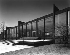 Restauracion Mies van der Rohe IIT Crown Hall / Krueck + Sexton Architects,© Chicago History Museum