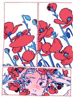viivus: some panels experiments I did today Pretty Art, Cute Art, Character Art, Character Design, Posca Art, Bd Comics, Wow Art, Aesthetic Art, Graphic