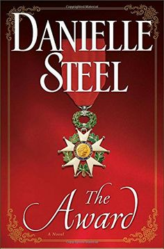 The Award: A Novel by Danielle Steel https://smile.amazon.com/dp/1101883855/ref=cm_sw_r_pi_dp_x_B1Fpyb60VFSS1