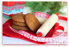 Gluten Free Maple Spice Cookies
