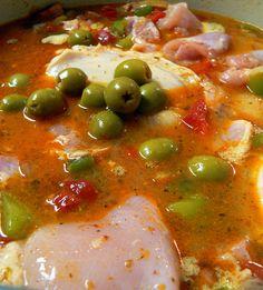Arroz con Pollo  Puerto Rican Rice with Chicken