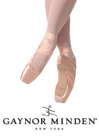 Gaynor Minden Pointe Shoes #gaynorgirls