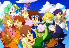 Digimon Adventure Digimon Adventure, Super Mario, A Good Man, Dragon Ball, Childhood, Creatures, Fan Art, Anime Stuff, Guys