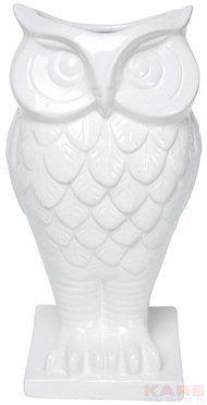 Ossie the Owl Vase 30952