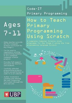 How to Teach Primary Programming Using Scratch | Junior Computer Science