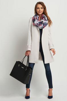 Loop-Tuch mit Muster Jacke Kaufen, Modisch, Jacken, Bekleidung, Muster, 470e5f89f1
