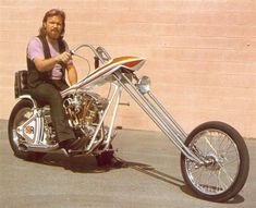 Pure Old School Chopper | Totally Rad Choppers