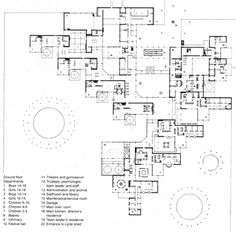 Image 11 of 14 from gallery of AD Classics: AD Classics: Amsterdam Orphanage / Aldo van Eyck. Plan