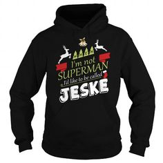 I Love JESKE-the-awesome Shirts & Tees