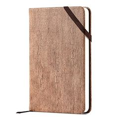 Lemome Writing Notebook Premium Paper Pocket Journal Made From Eco friendly Cork Blank Diary Hard Cover Sketchbook Valentines Day Paper Products