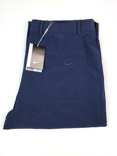 90f031a945c3 Nike Golf Flex Hybrid Men s Woven Golf Pants Midnight Navy 921751-410 Size  36x30