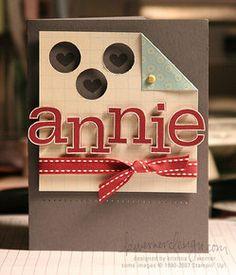 CUTEEEEE card