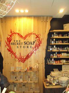 Zebra Testuje: The Secret Soap Store – poznałyśmy z bliska…