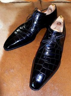 Men,s Handmade Leather Shoes, Formal Crocodile Texture Leather Men Black Shoes Men,s Handmade Leather Shoes, Formal Crocodile Texture Leather Men Black Shoes – Dress/Formal Handmade Leather Shoes, Leather Men, Calf Leather, Versace T-shirt, Gentleman Shoes, Simple Shoes, Black Dress Shoes, Men Dress Shoes, Mode Masculine