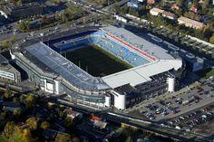 Ulevaal Stadium-Noruega