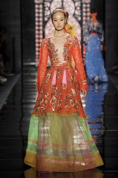 Pin for Later: Reem Acra Just Realised Every Single One of Your Bohemian Dreams Reem Acra Spring/Summer 2016