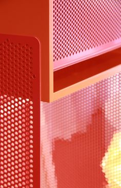 pe_260212_24 | CONTEMPORIST Note Design Studio, Notes Design, Interior Desing, Interior Inspiration, Joinery Details, Perforated Metal, Minimal Design, Colour Schemes, Retail Design
