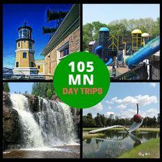 105 Summer Day Trips in MN | Macaroni Kid