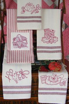 sewing motifs