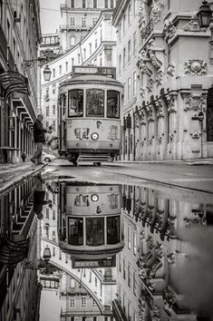 Lisbon is famous for its trams and the history associated with the city.