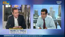 Groupe Fullsix France - Le bras de fer entre Free et Google décrypté par Marco Tinelli invité sur BFM TV