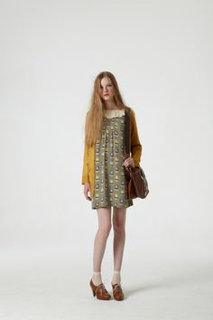 Orla Kiely Spring Summer 2010 Lookbook