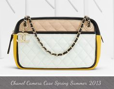 Chanel Bags 2013 Camera Case Spring Summer