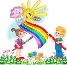 радуги для детей - Google Търсене