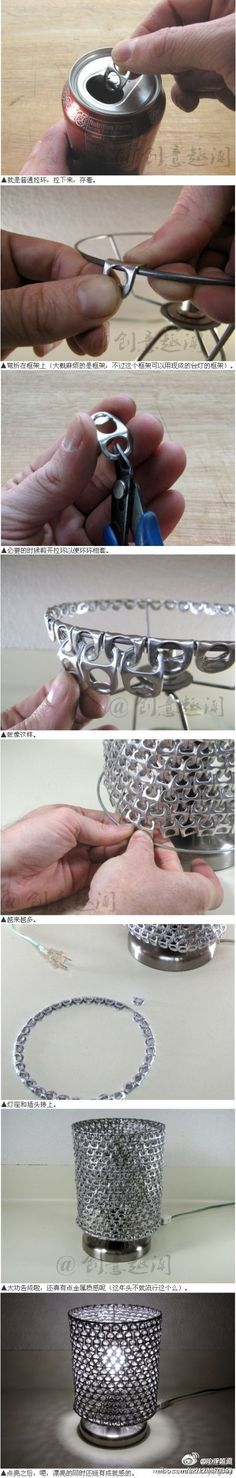 soda can pop tabs