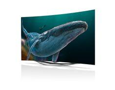 TV OLED curvo LG Electronics