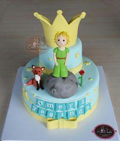 Little Prince Little Prince Party, The Little Prince, Prince Birthday, Birthday Cake, Prince Cake, Car Cakes, Gatsby Party, Fondant Cakes, Celebration Cakes