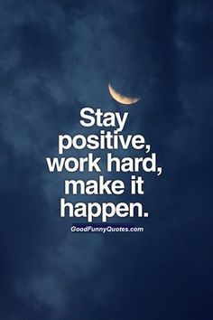 Image for Stay Positive Quote