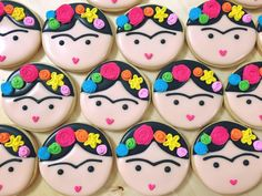 Galletitas mexicanas FRIDA