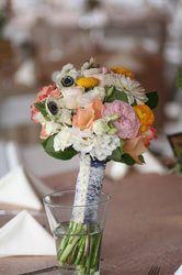 Bridal Bouquet coral